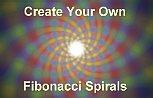Custom Fibonacci Spiral Generator