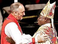 African bishop