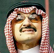Prince Al-Waleed bin Talal bin Abdul Aziz Al-Saud