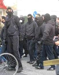 Antifa Blackhoods