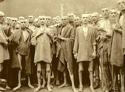 Auschwitz survivors