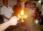 Celebration of Baptism by Fire
