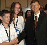 Bill Gates Visits Israel