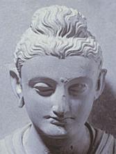 Gandhara Buddha