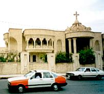 Chaldean church in Iraq