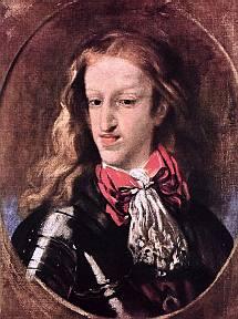 King Charles II of Spain