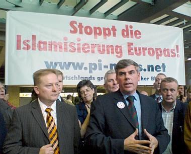 Cologne: Filip Dewinter