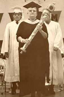 Commencement, DSU 1970