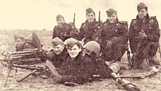 Danish soldiers 1940