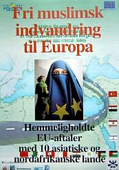 Free Muslim immigration into Europe