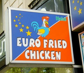 Euro Fried Chicken