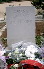 Florence: the gravestone