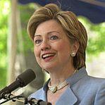 Hillary's yale image