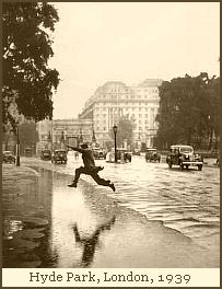 Hyde Park, London, 1939