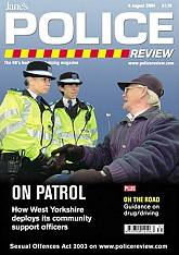 Janes Police Review