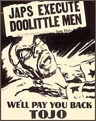 Japs Execute Doolittle Men