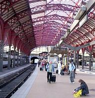 Jernbanestationen i København