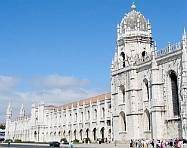 The Jerónimos monastery