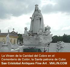 La Virgen de la Caridad del Cobre