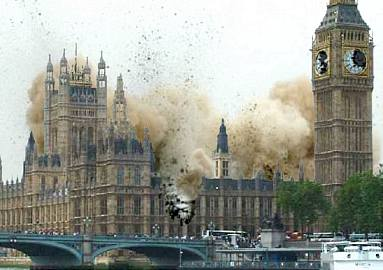 London Explosion