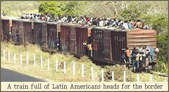 Mexicans heading for El Norte