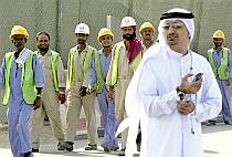 Workers in Dubai