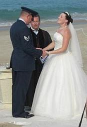 Exultant Bride