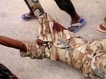 Somali soldier