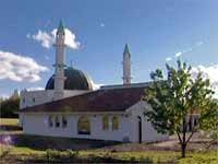 Mosque in Malm
