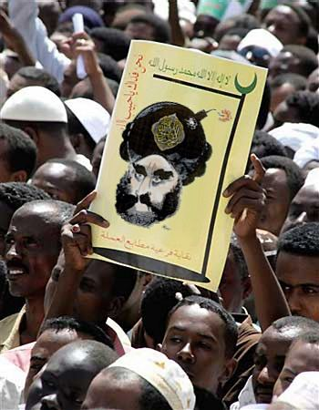 Motoon in Sudan