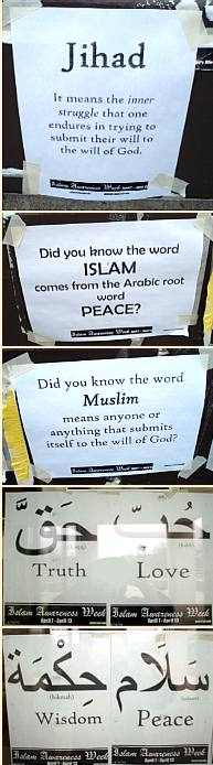 Islam Awareness Week