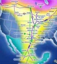 """""""Nafta Highway"""""""
