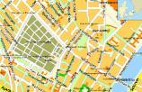 Nørrebro map