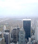 View from the Rainbow Room