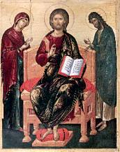 Russian Orthodox icon