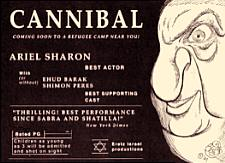 Ariel Sharon, Cannibal