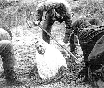 Iran stoning