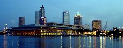 Tampa skyline