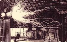 Nikola Teslas Laboratory