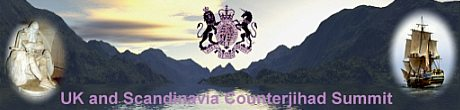 UK and Scandinavia Counterjihad Summit