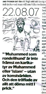 The Prophet as a Rondellhund