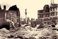WW2 devastation