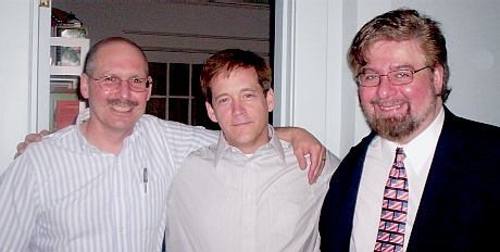Andy Bostom, Steve Coughlin, and Jeffrey Imm