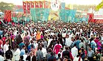 Crowd in Bangladesh