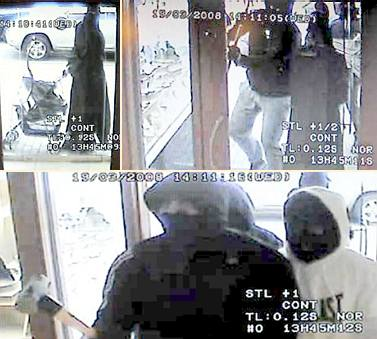 Burkha robbery