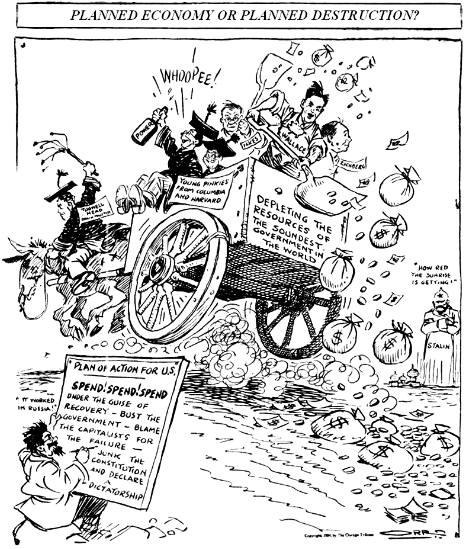 Cartoon from 1934