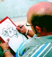 Cartoonist GLR