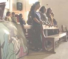 Christians Flee Iraq