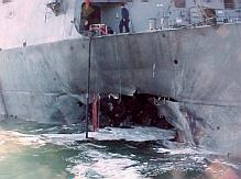 The USS Cole