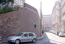 Vienna city wall